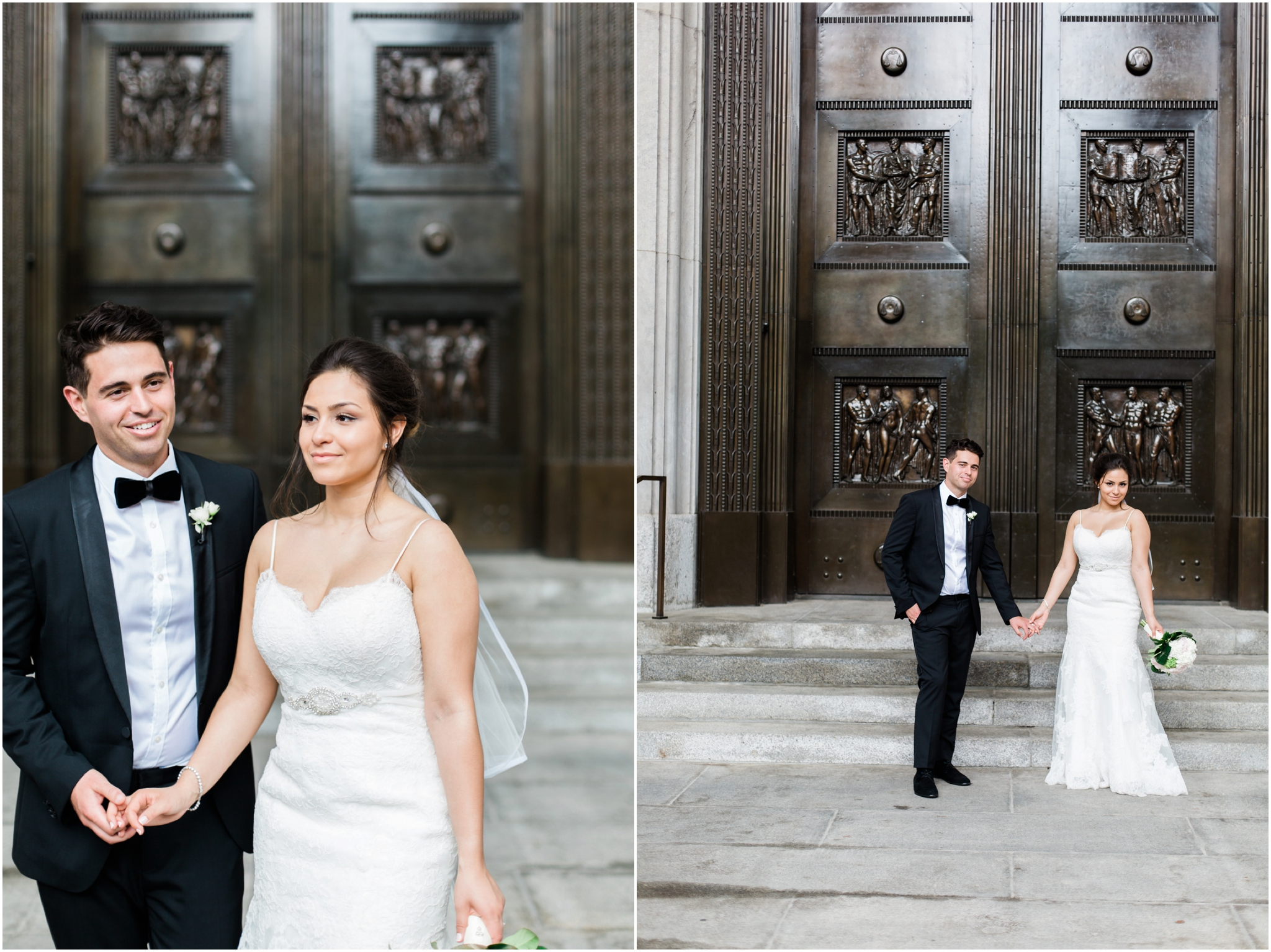 Old School Chic Montreal Wedding