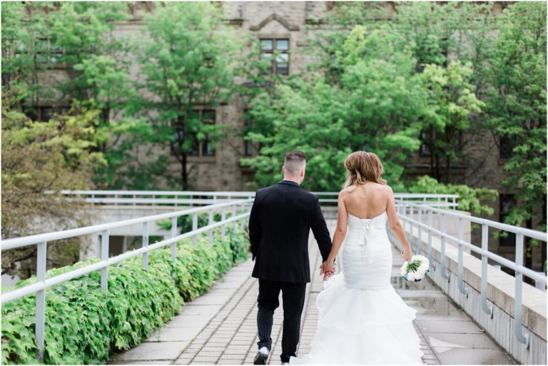 National Gallery of Canada wedding