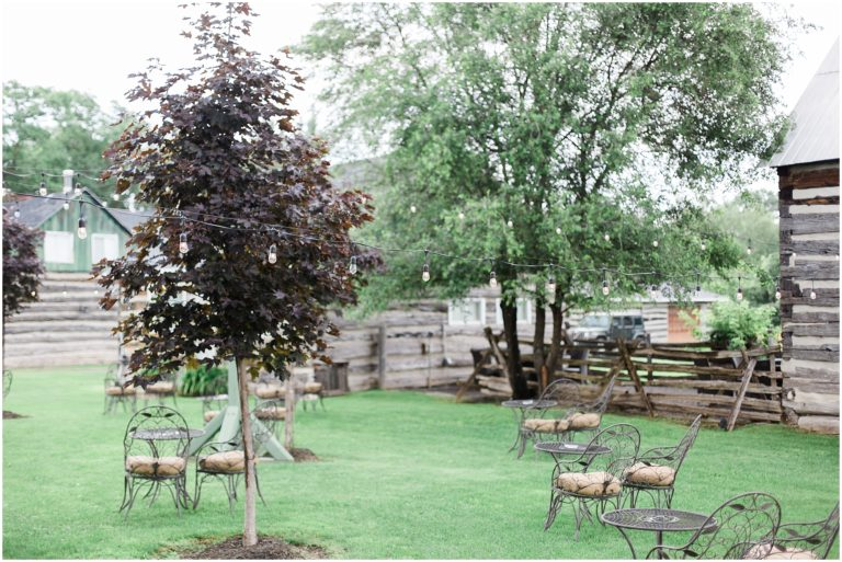 stonefields heritage farm wedding