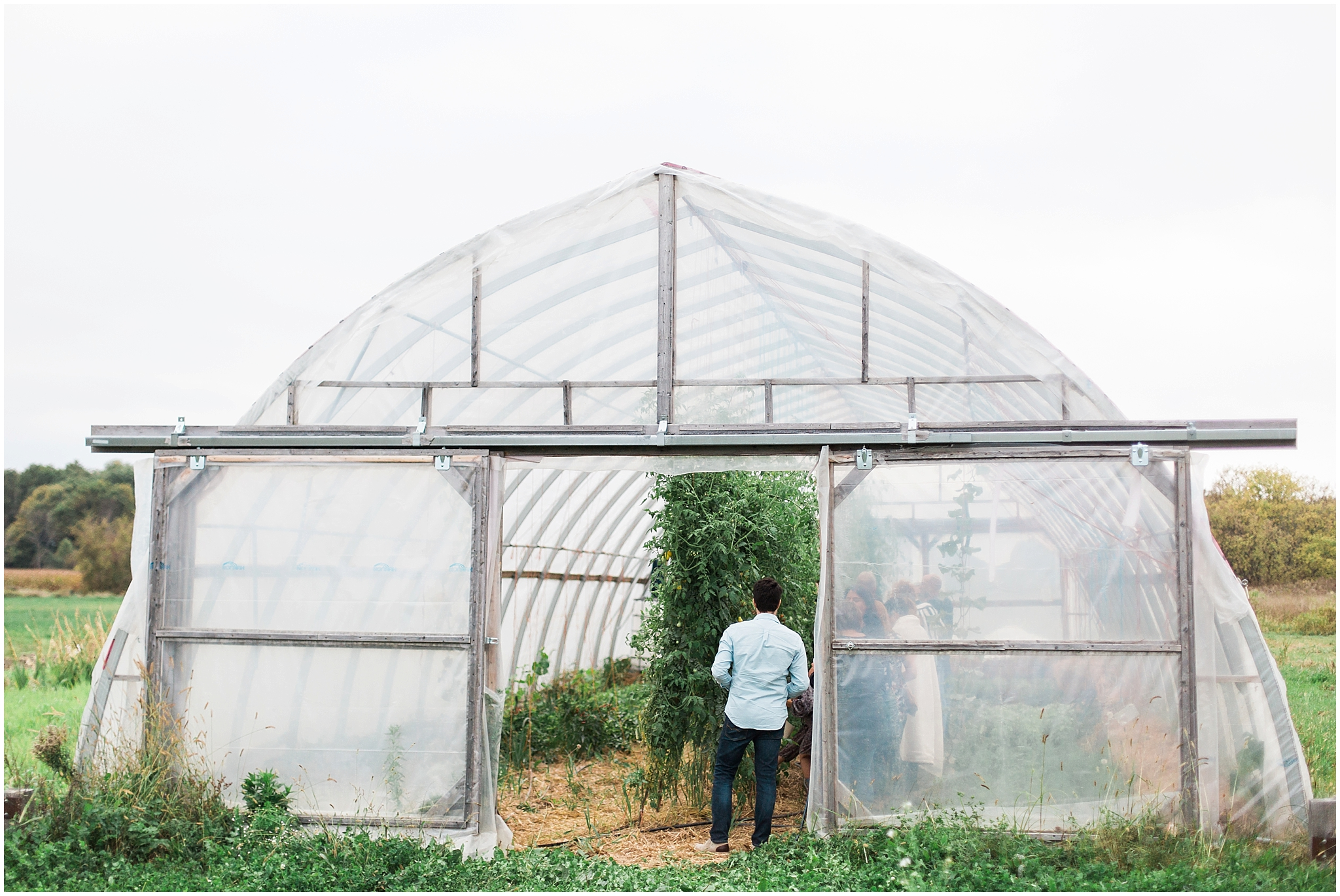 Strathmere greenhouse
