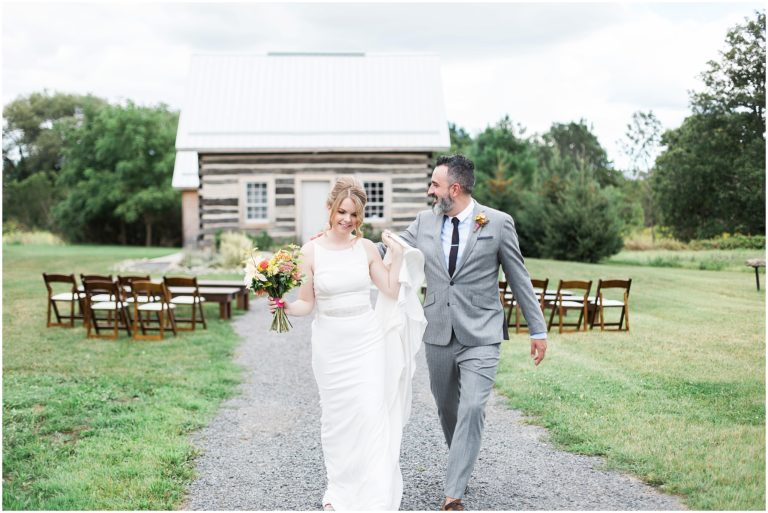 Angéline's Inn wedding